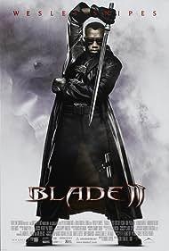 Wesley Snipes in Blade II (2002)