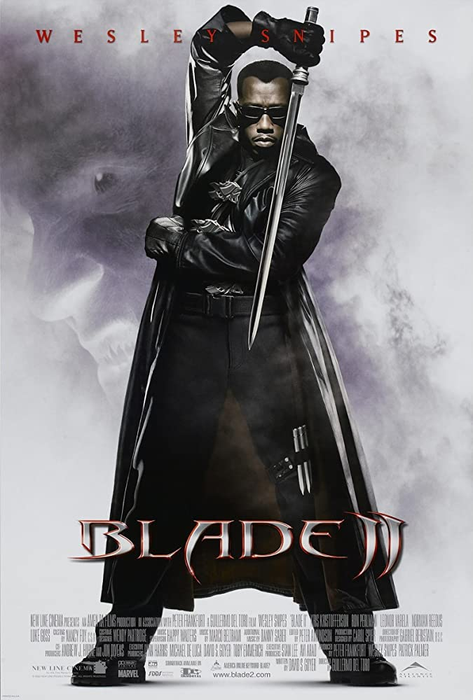 Wesley Snipes in Blade II (2002)