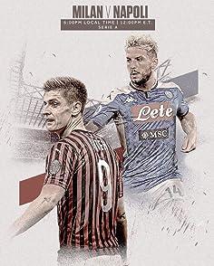AC Milan vs Napoliฟุตบอล กัลโช่ เซเรีย อา อิตาลี ระหว่าง วันเสาร์ที่ 23 พฤศจิกายน 2562