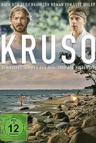 Albrecht Schuch and Jonathan Berlin in Kruso (2018)