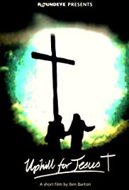 Uphill for Jesus Poster