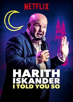 Where to stream Harith Iskander: I Told You So