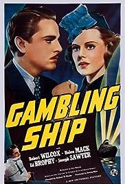 Gambling Ship Poster