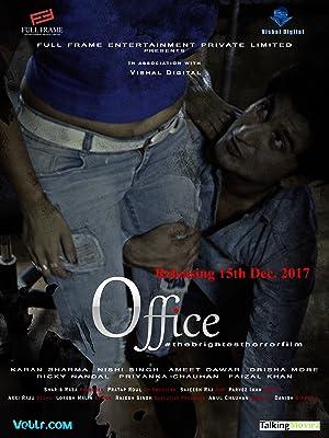 Office #thebrightesthorrorfilm