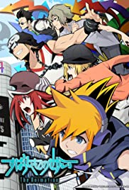 The World Ends with You: The Animation Poster