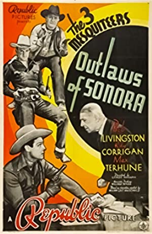 Where to stream Outlaws of Sonora