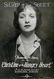 Christine of the Hungry Heart Poster