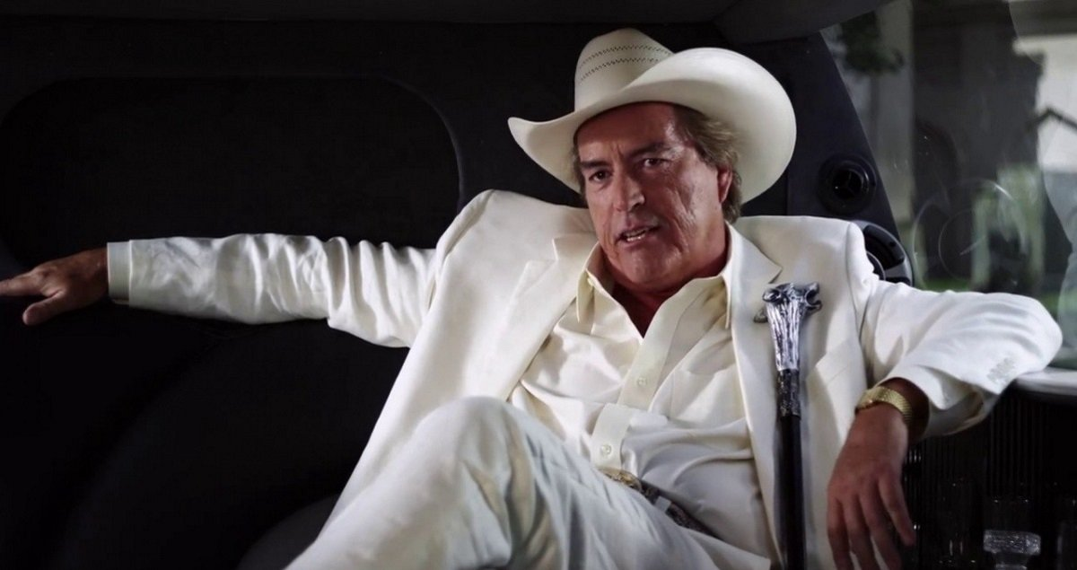 Powers Boothe in Guns, Girls and Gambling (2012)