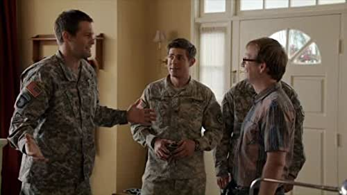 Enlisted: Man Cave