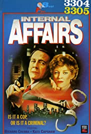 Internal Affairs (1988) Poster - Movie Forum, Cast, Reviews