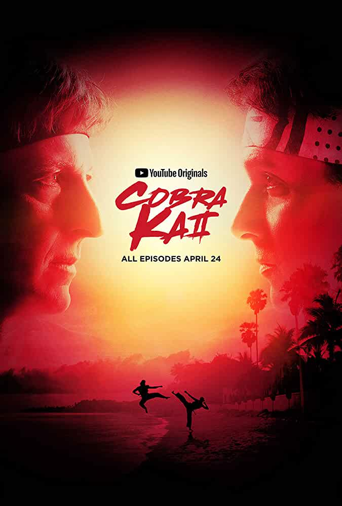 Cobra Kai S02 Complete (Hindi Dubbed)