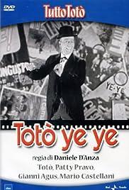 Totò Ye Ye Poster