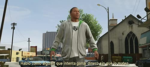Grand Theft Auto V: Franklin (Spanish/Mexico Subtitled)
