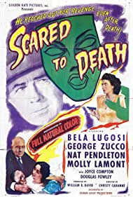 Bela Lugosi, Molly Lamont, and George Zucco in Scared to Death (1947)