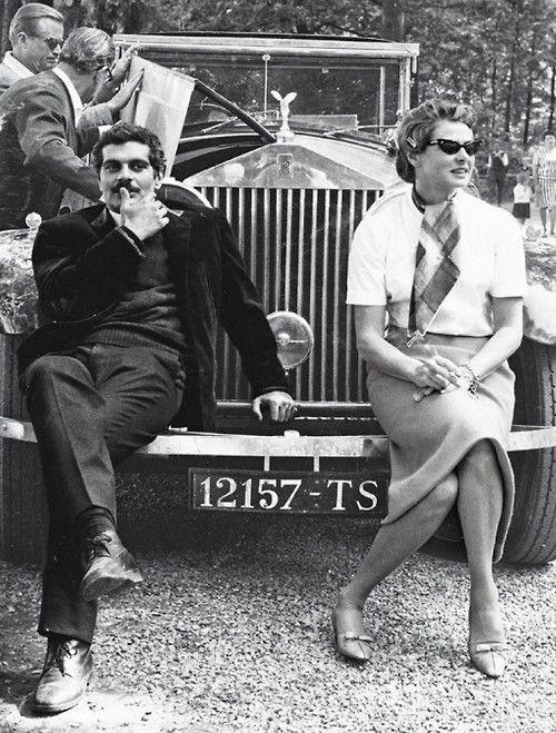 The Yellow Rolls-Royce (1964) - Photo Gallery - IMDb
