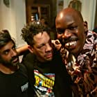 JoeyStarr, Vikash Dhorasoo, and Jean-Pascal Zadi in Tout simplement noir (2020)