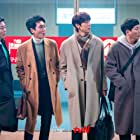Yoo Yeon-Seok, Jung Kyung-ho, Jo Jung-Suk, and Dae-Myung Kim in Seulgiroun Euisasaenghal (2020)