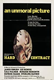 Hard Contract(1969) Poster - Movie Forum, Cast, Reviews
