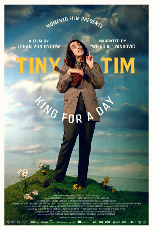Tiny Tim: King for a Day (2020)