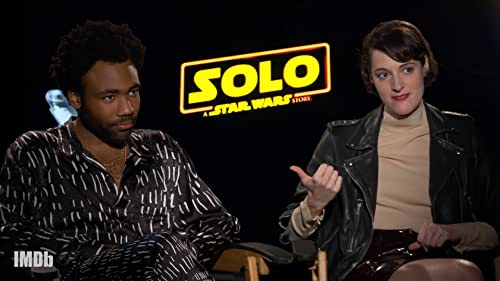 'Solo: A Star Wars Story' Cast Pick Their Movie Copilots