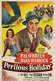Perilous Holiday Poster