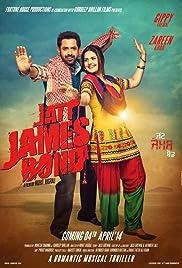 Jatt James Bond (2014) HDRip Punjabi Full Movie Watch Online Free
