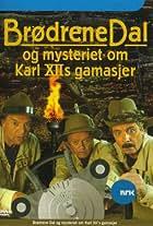 Brødrene Dal og mysteriet med Karl XIIs gamasjer