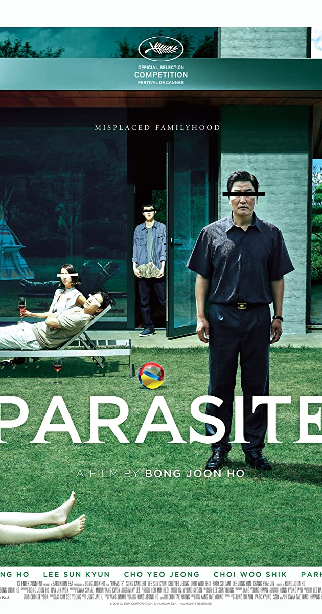 Watch Full HD Movie Parasite (2019)