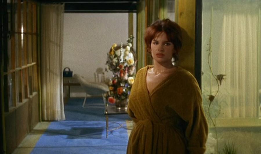 Antonella Lualdi in À double tour (1959)