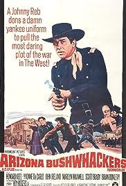 Arizona Bushwhackers Poster