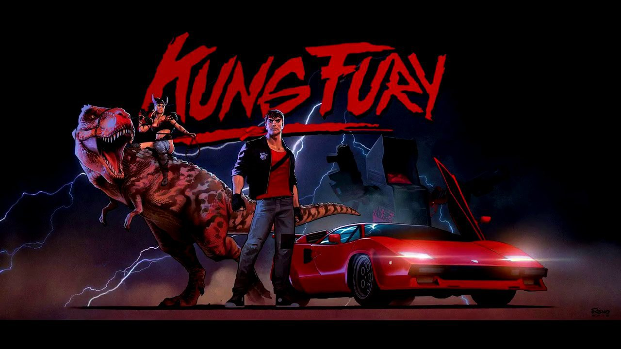 Resultado de imagen para Kung Fury