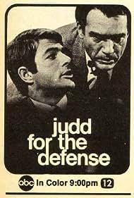 Judd for the Defense (1967) Poster - TV Show Forum, Cast, Reviews