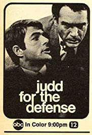 Judd for the Defense Poster