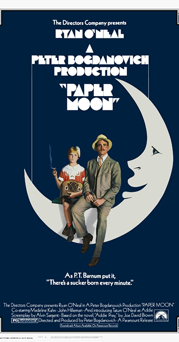 Watch Full HD Movie Paper Moon (1973)