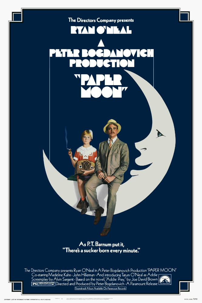 Paper Moon (1973) BluRay 720p & 1080p