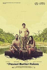 Dakota Johnson, Shia LaBeouf, and Zack Gottsagen in The Peanut Butter Falcon (2019)