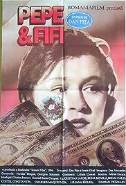 Pepe si Fifi Poster