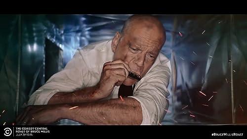 Bruce Willis Is in an Air Shaft Again