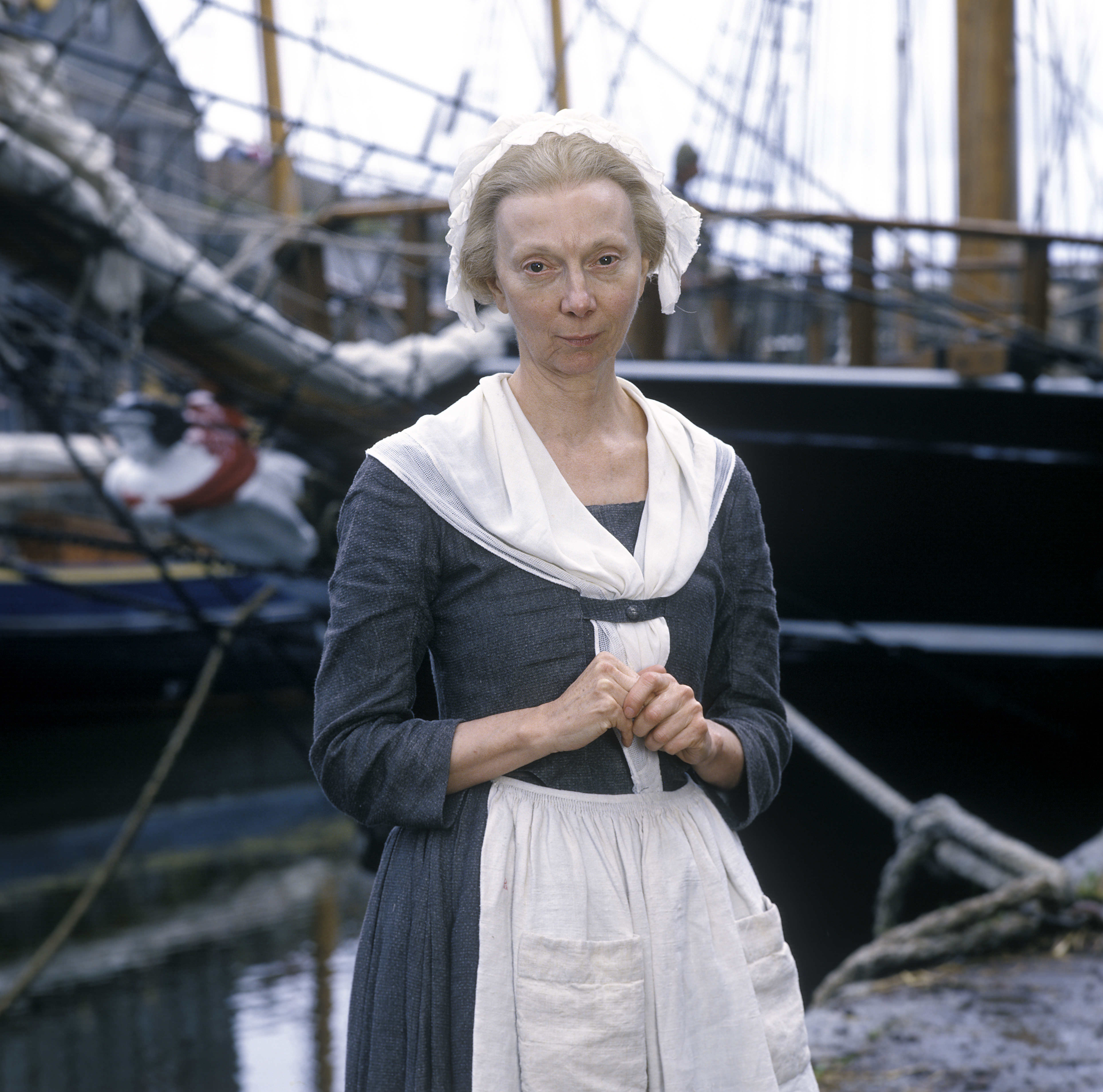 Anna Massey in A Respectable Trade (1998)