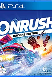 Onrush Poster