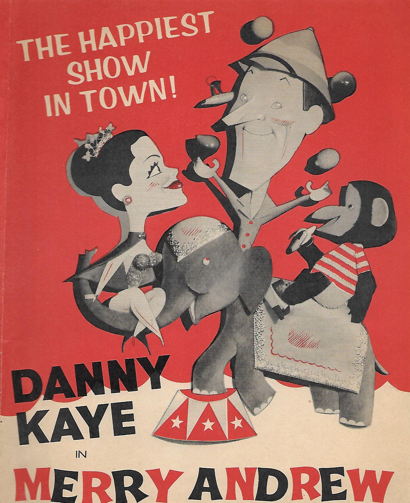 Danny Kaye in Merry Andrew (1958)