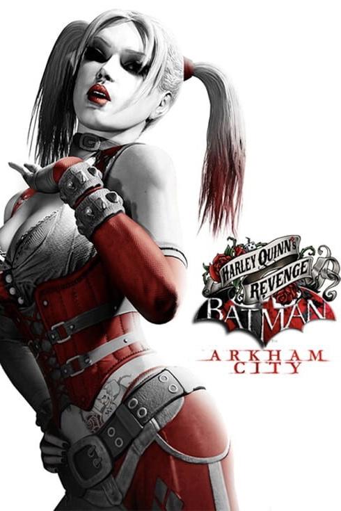 Quinn City Harley Arkham Batman: Arkham