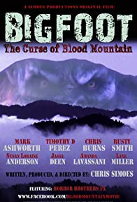 Primary photo for Bigfoot: The Curse of Blood Mountain