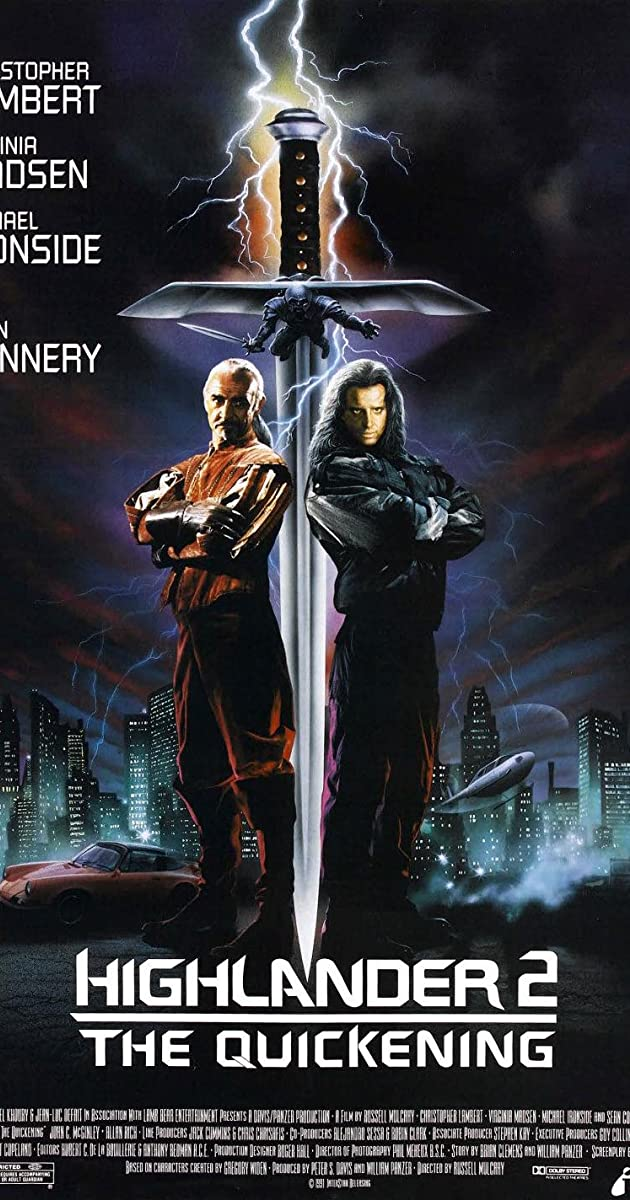 Highlander II: The Quickening (1991) - IMDb