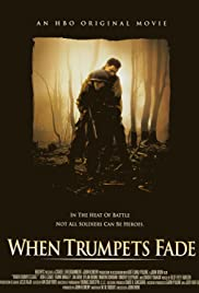 When Trumpets Fade Poster