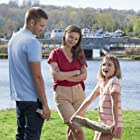 Chad Michael Murray, Lily Jane, and Aly Michalka in Sand Dollar Cove (2021)