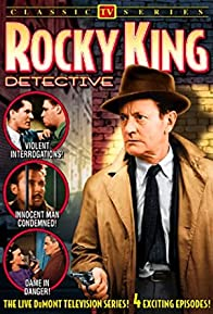 Primary photo for Rocky King, Detective