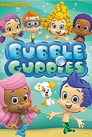 Tino Insana, Jelani Imani, Jacob Bertrand, Brianna Gentilella, and Teddy Walsh in Bubble Guppies (2011)