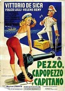 Movie downloads for mobile free Pezzo, capopezzo e capitano by [4k]