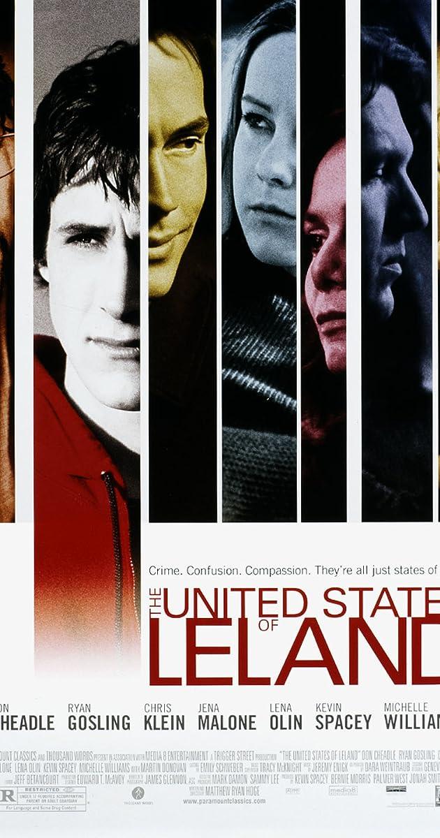 Subtitle of The United States of Leland